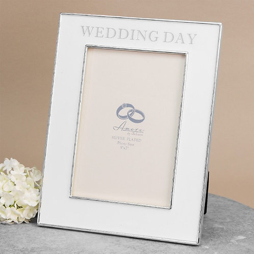 Wedding Day - Photo Frame