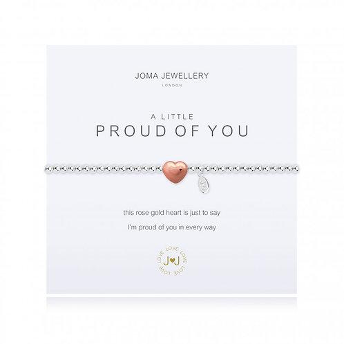 JOMA JEWELLERY - 'A Little' Proud Of You Bracelet