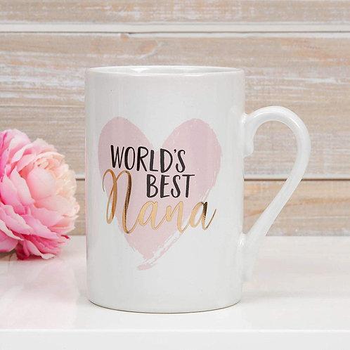 Nana - World's Best Nana Mug