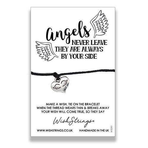 WishStrings - Angels Never Leave
