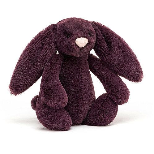 Jellycat - Bashful Plum Bunny (Sml)