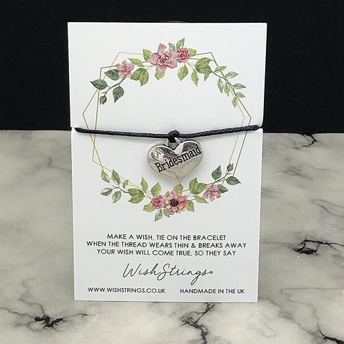 WishStrings - Bridesmaid