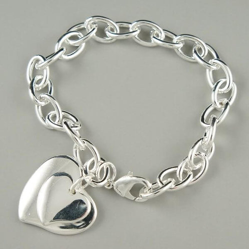 Keely - Heart Bracelet