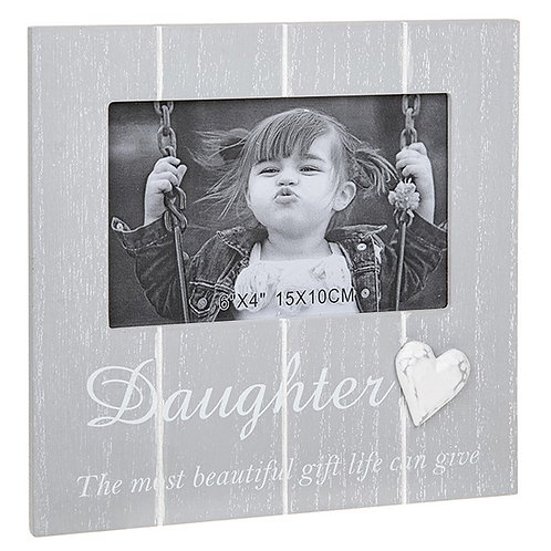 Daughter - Cool Grey Frame