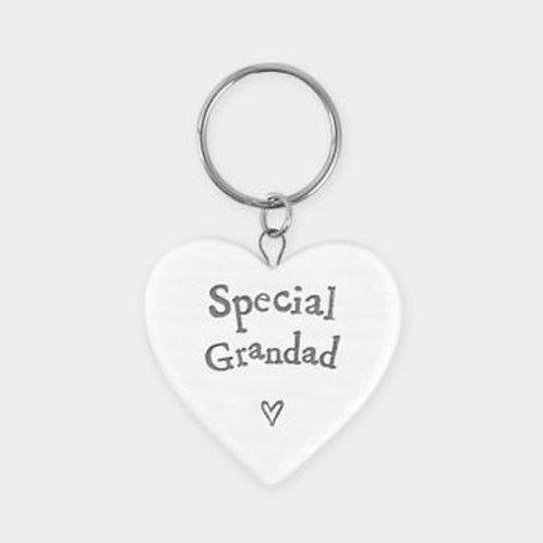 East Of India - Special Grandad Keyring