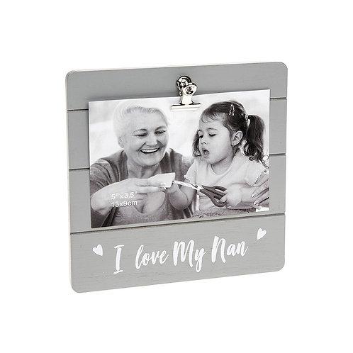 Nan Clip Frame