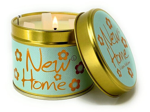 Lily Flame - New Home Candle