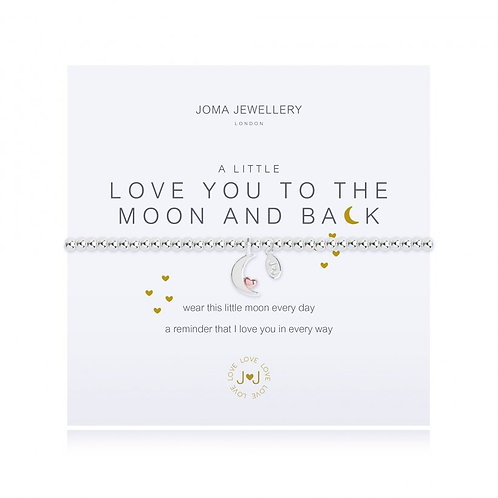 Joma Jewellery - 'A Little' Love You To The Moon & Back