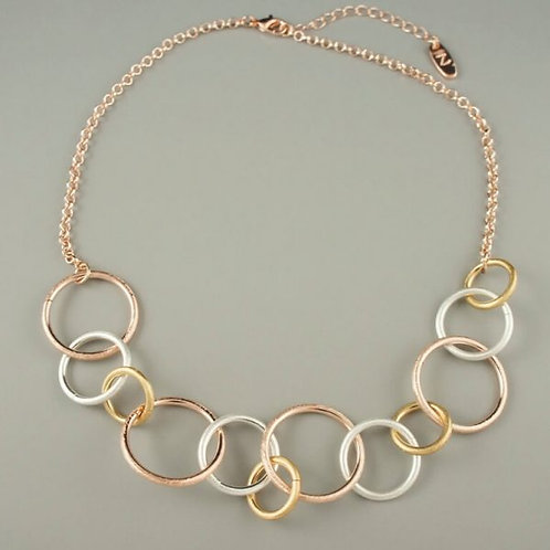 Olympus - Short Statement Necklace