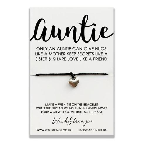 WishStrings - Auntie