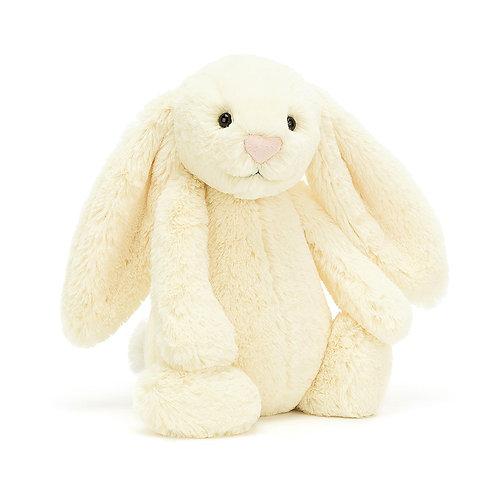 Jellycat - Bashful Cream Bunny  (Sml)