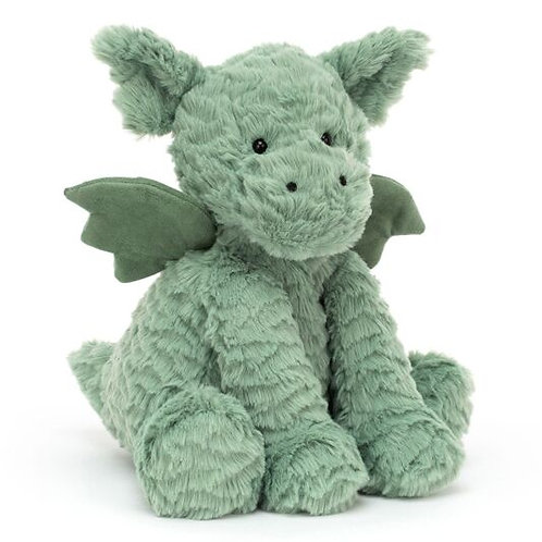 Jellycat - Fuddlewuddle Dragon (Medium)