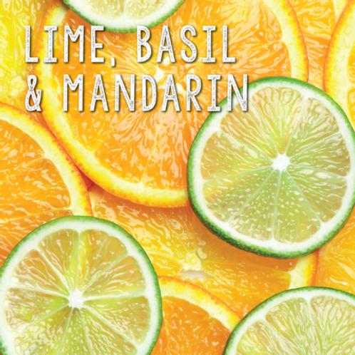 Hidden Pretty Soy Wax Melts Gift Bag - Lime, Basil & Mandarin