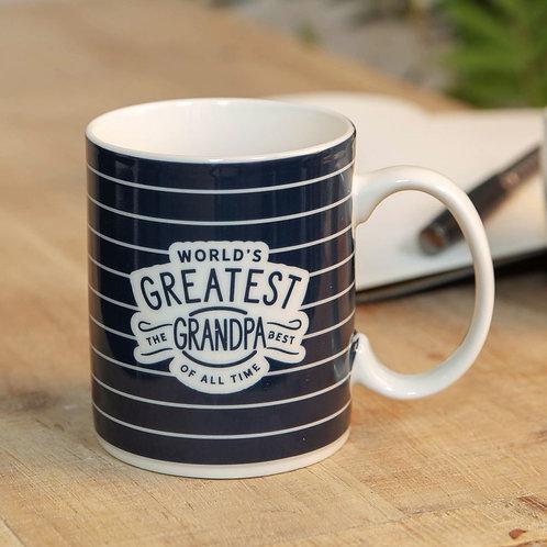 World's Greatest Grandpa - Mug