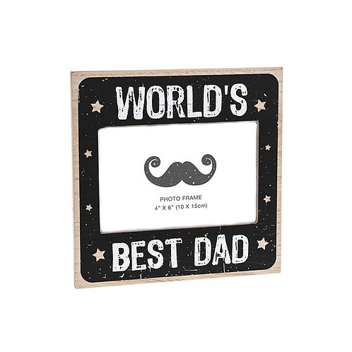 Dad - World's Best Frame