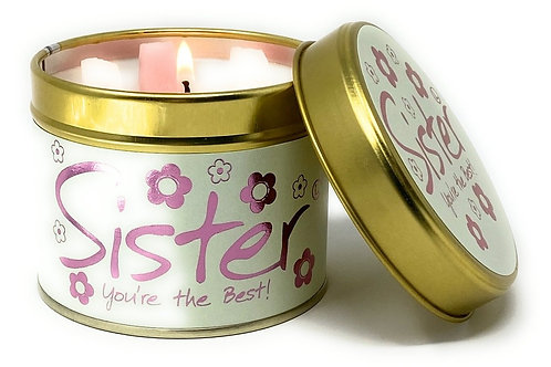 Lily Flame - Sister Candle