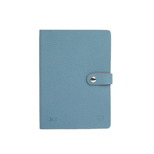 Nicobar Stylish Notebook - Vegan Friendly - Teal