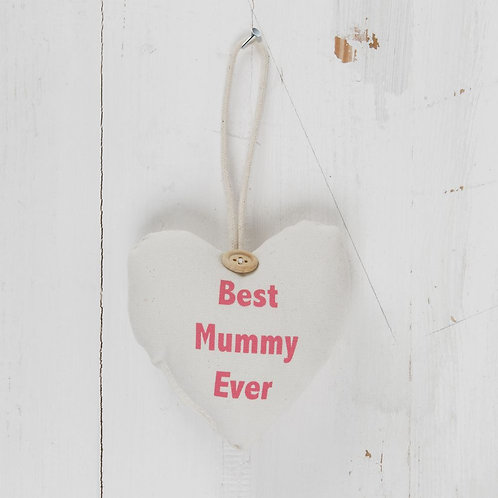 Mummy - Best Mummy Every Fabric Heart