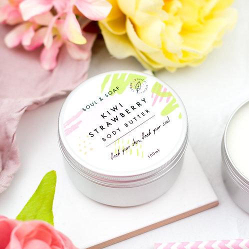 Soul & Soap - Kiwi Strawberry Body Butter