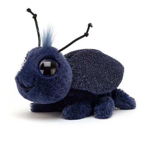 Jellycat - Frizzles Beetle