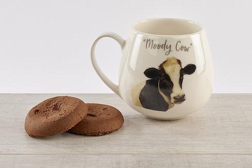 Moody Cow - Mug