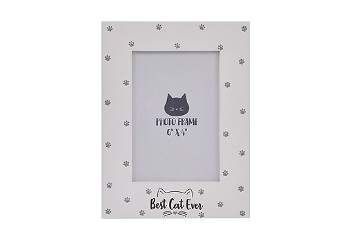 "Best Ever Cat - 6"" x 4"" Photo Frame"
