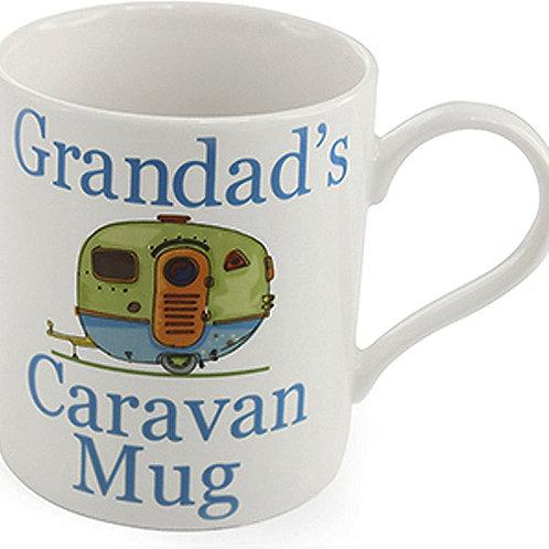 Grandad's Caravan Mug