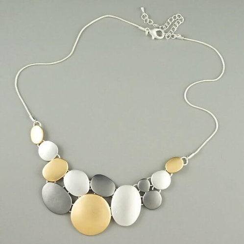 Darly - 3 Colour Necklace