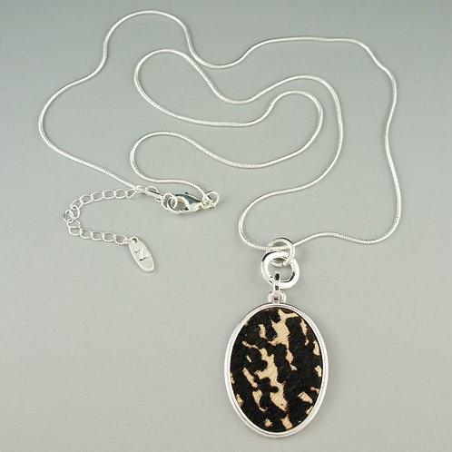 Zen - Leopard Print Necklace
