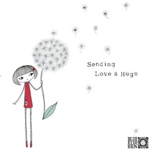 Love & Hugs Card