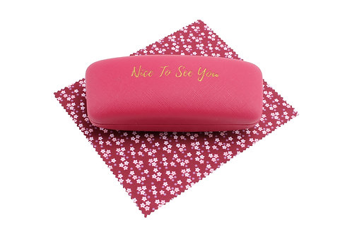 Nice To See You - Glasses Case