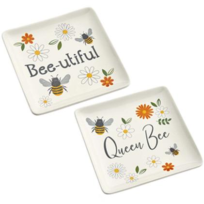 Busy Bee Trinket Dish - Queen Bee