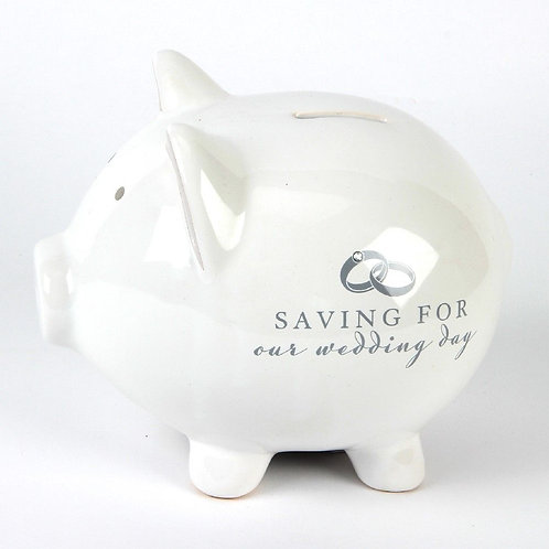 Wedding Day Fund - Money Bank
