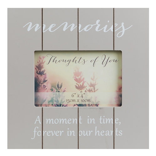 Memories - Forever In Our Hearts - Frame