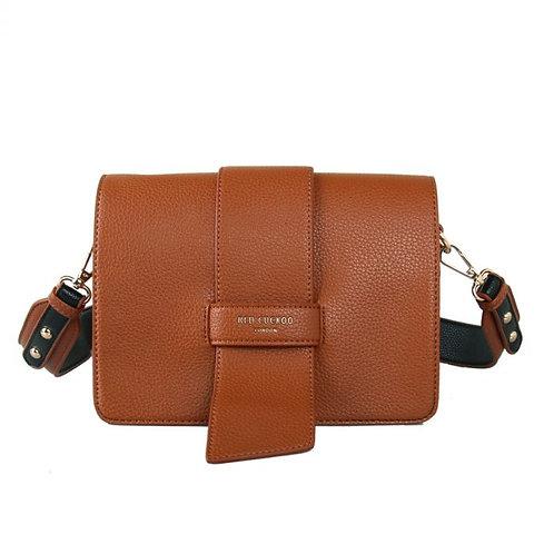 Red Cuckoo - Brown Cross Body Bag