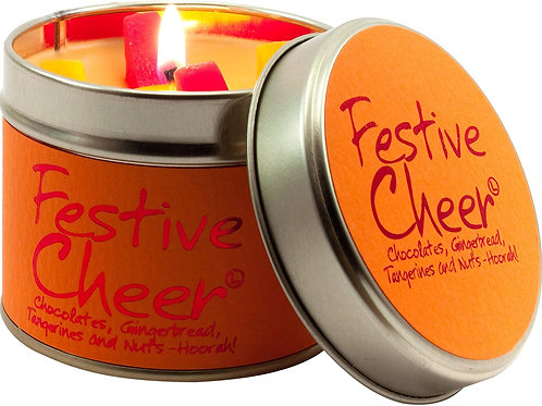 Lily Flame - Festive Cheer Candle