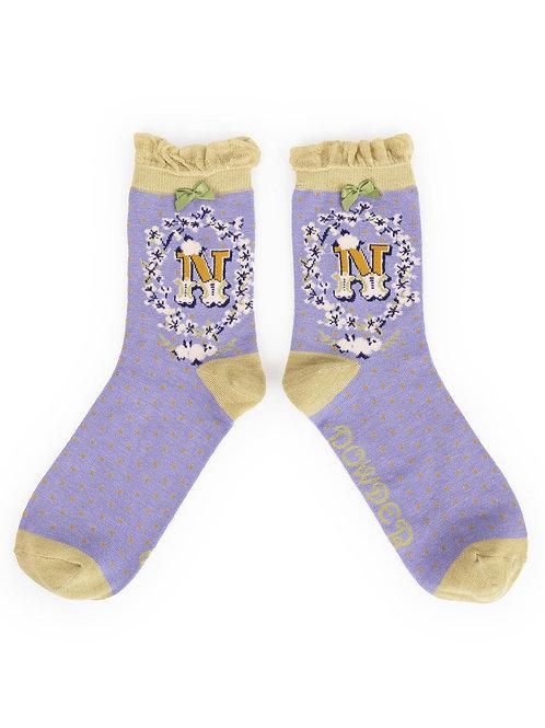 Powder UK - A - Z Socks - N