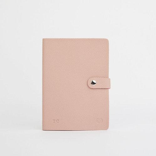 Nicobar Stylish Notebook - Vegan Friendly - Pink