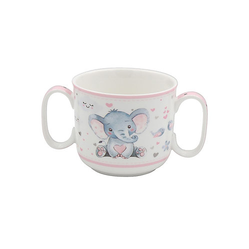 Pink - Bird & Ellie Mug