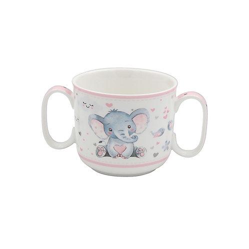 Pink - Bird & Ellie Mug