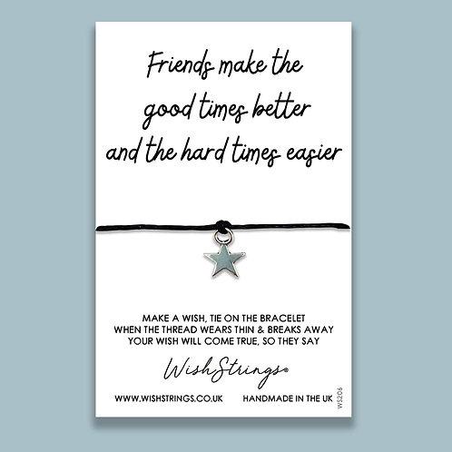 WishStrings - Friends Make The Good Times Better