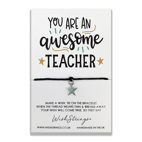 WishStrings - Awesome Teacher