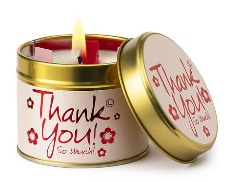 Lily Flame - Thank You Candle