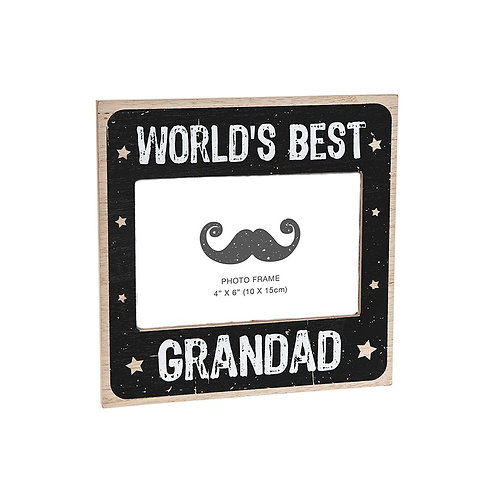 Grandad - World's Best Frame