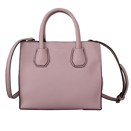 Red Cuckoo - Pink Structured Tote