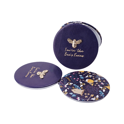 You're The Bees Knees Compact Mirror