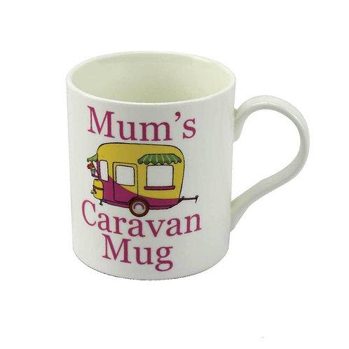 Mum's Caravan Mug