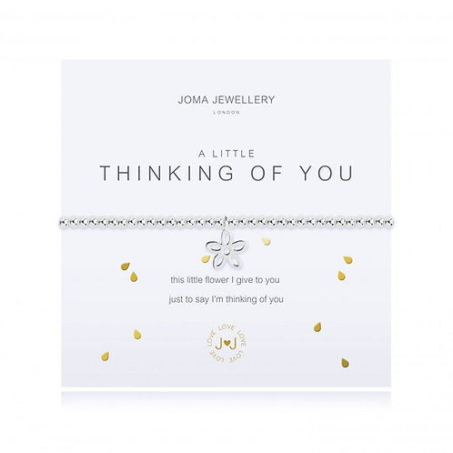 JOMA JEWELLERY - 'A Little' Thinking Of You Bracelet