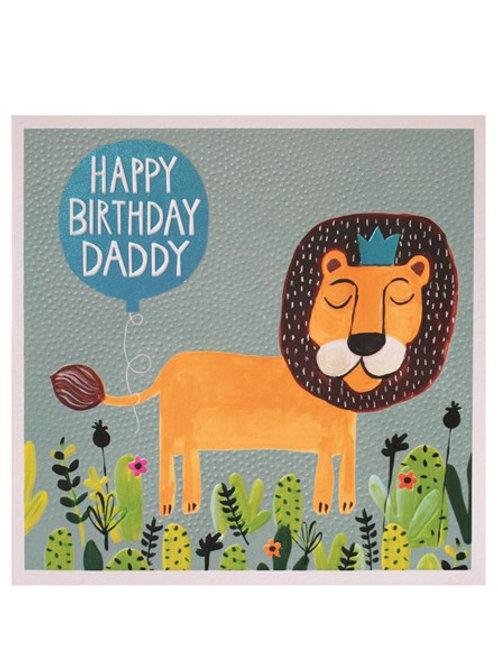 Daddy - Birthday Card