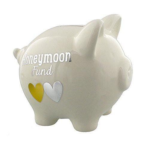 Honeymoon Fund - Boxed Piggy Bank